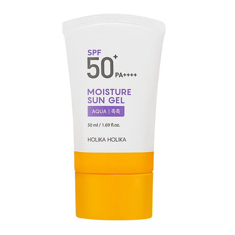 Holika Holika Moisture Sun Gel SPF 50+ PA ++++ (Aqua) is available at www.timeless-uk.com. Check it out for more details