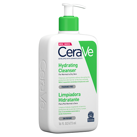 CeraVe Hydrating Cleanser - 473ml - New Release