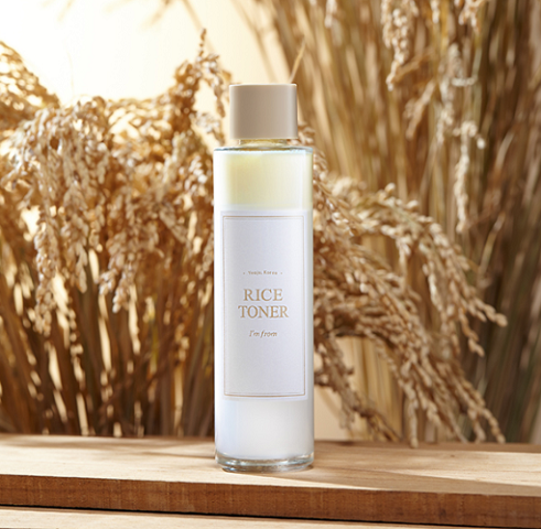 I'm From Rice Toner - 150ml - Now available on our sister website www.Barefection.com