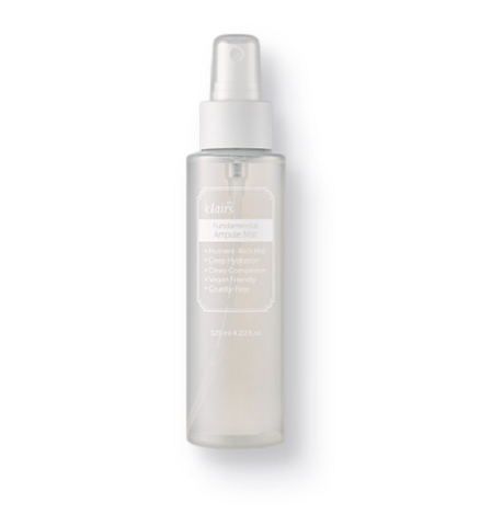 < NEW ARRIVAL > KLAIRS Fundamental Ampoule Mist - 125ml