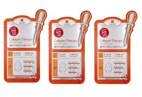 Leaders Collagen Therapy Skin Clinic Masks - 25ml