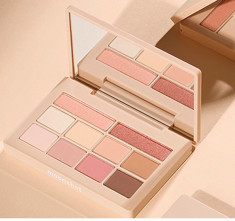MOONSHOT Honey Coverlet Eyeshadow Palette at Timeless UK. Visit us at www.timeless-uk.com for product details and latest deals!