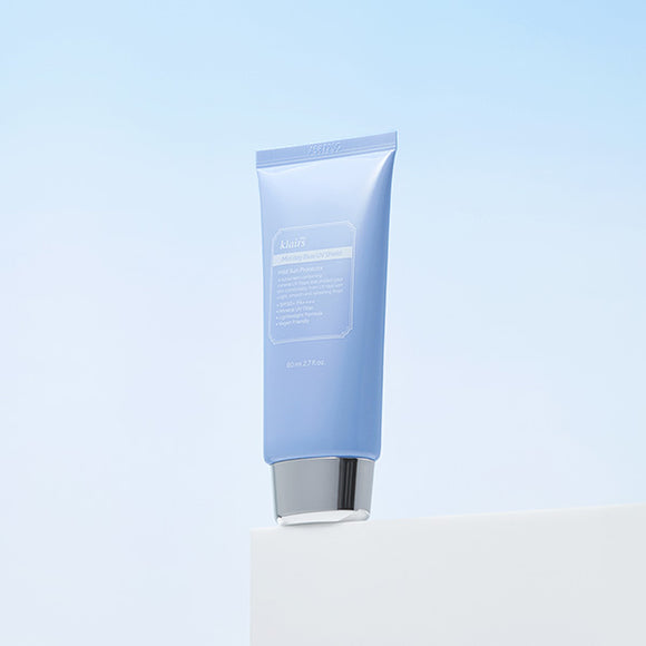 Klairs Mid Day Blue UV Shield is now available at Timeless UK Visit us for product details and our latest offer!