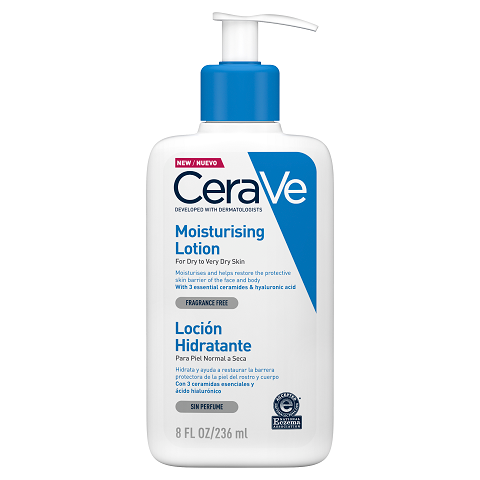 CeraVe Moisturising Lotion 236ml - Now available on our sister website www.Barefection.com