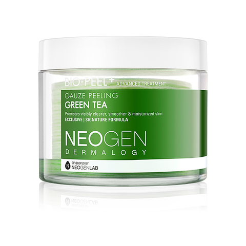 < NEW ARRIVAL > Neogen Dermalogy Bio-Peel Gauze Peeling Green Tea - 200ml / 30 pads