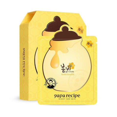 PAPA RECIPE Bombee Honey Masks are available at Timeless UK. Visit us at www.timeless-uk.com for product details and our latest offers!
