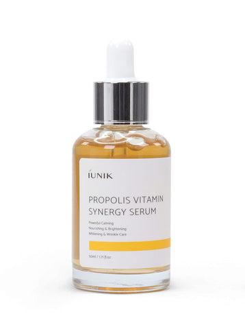 iUNIK - Propolis Vitamin Synergy Serum is now available to Timeless UK. Visit us at www.timeless-uk.com for product details and our latest offers!