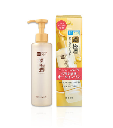 Hada Labo Koi Goku-Jyun Hydrating Jelly Lotion  is now available at Timeless UK. Visit us at www.timeless-uk.com for more product details and our latest offers!