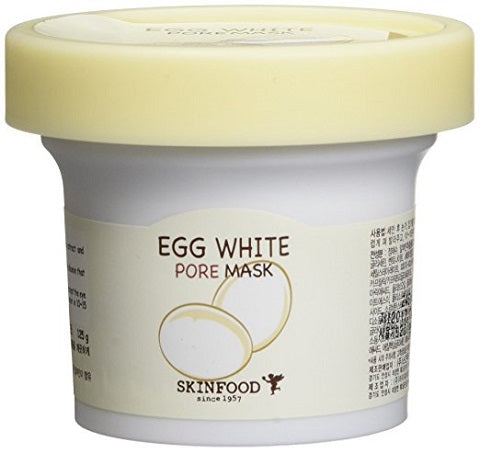Skinfood Egg White Pore Mask at www.timeless-uk.com