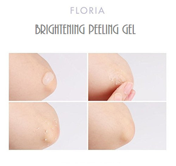 TonyMoly Floria Brightening Peeling Gel - Korean Gommage Gel - 150ml