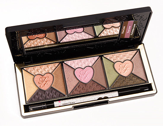 Too Faced - 'Love' Eye Shadow Palette at Timeless UK. Visit us at www.timeless-uk.com for more details.
