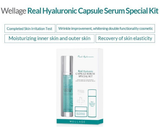 < NEW ARRIVAL > WELLAGE Real Hyaluronic Capsule Serum Special Set