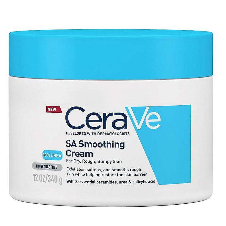 < NEW ARRIVAL > CERAVE SA SMOOTHING CREAM JAR 340G - Now available on our sister website www.Barefection.com