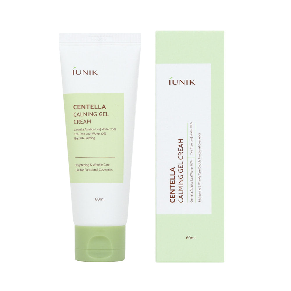 iUNIK - Centella Calming Gel Cream -  60ml - Now available on our sister website www.Barefection.com