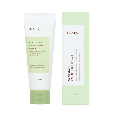 < NEW ARRIVAL > iUNIK - Centella Calming Gel Cream -  60ml