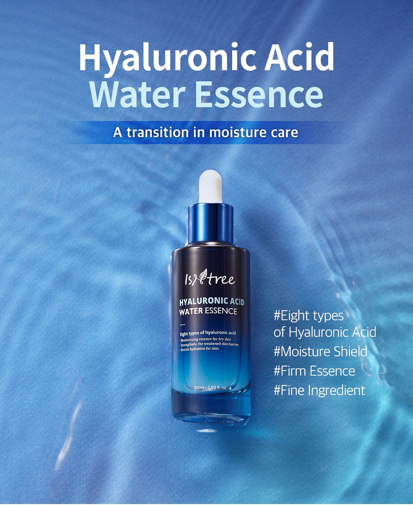 IsNtree Hyaluronic Acid Water Essence is now available at Timeless UK. Visit us at www.timeless-uk.com for product details and our latest offers!