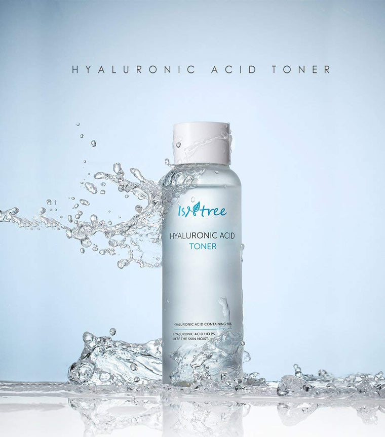 IsNtree Hyaluronic Acid Toner at Timeless UK. Visit us at www.timeless-uk.com for product details and latest deals!