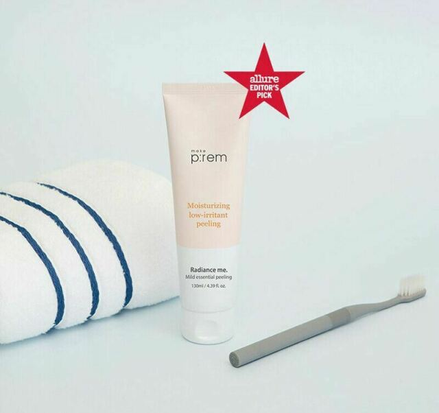 Make P:rem - Radiance Me. Mild Essential Peeling Gel - 130ml