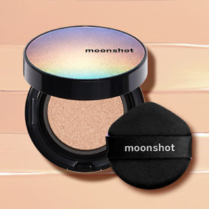 Moonshot Micro Setting Fit Cushion SPF50+ PA+++ #201 Beige - 12g