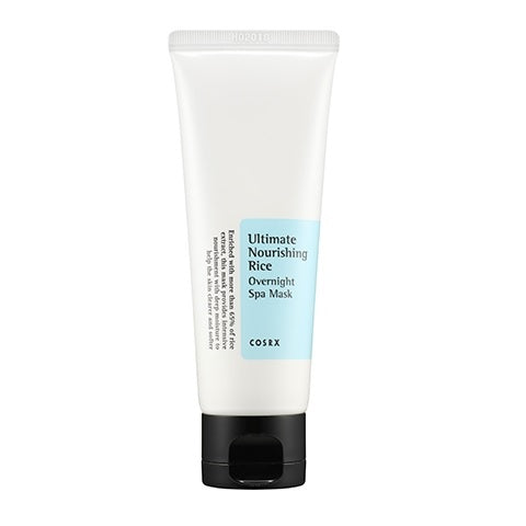 CosRx Ultimate Nourishing Rice Overnight Spa Mask at www.timeless-uk.com
