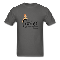 Cancer, All the Pretty People Have It Men's T-Shirt - Funny Cancer Shirts