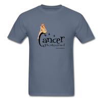 Cancer, All the Pretty People Have It Men's T-Shirt [product type] - Funny Cancer T Shirts and Chemo Gifts