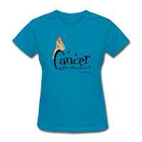 Cancer, All the Pretty People Have It Women's T-Shirt [product type] - Funny Cancer T Shirts and Chemo Gifts