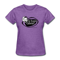 Up Yours Cancer! Women's T-Shirt [product type] - Funny Cancer T Shirts and Chemo Gifts