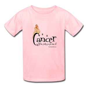 Cancer, All the Pretty People Have It Kids' T-Shirt [product type] - Funny Cancer T Shirts and Chemo Gifts