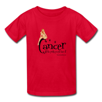 Cancer, All the Pretty People Have It Kids' T-Shirt - Funny Cancer Shirts