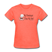 My Oncologist Does My Hair Women's T-Shirt - Funny Cancer Shirts