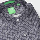 Purple Vegetable Printed Shirt