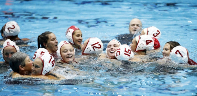 A Mother's Day To Remember - Stanford Women's Water Polo 2017 NCAA National Champions