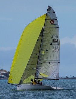 North Viper 640 Asymmetrical Spinnaker