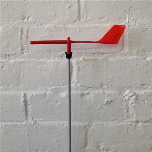 Optimist Small Blade Wind Indicator