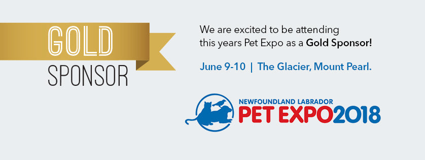 Tag a Pet is a Gold Sponsor at the 2018 NL Pet Expo