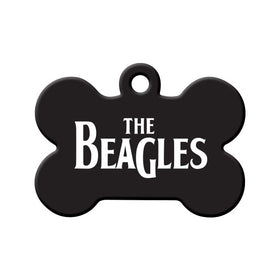 The Beagles Bone Pet ID Tag