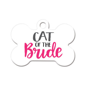Cat of the Bride Bone Pet ID Tag