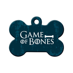 Games of Bones Bone Pet ID Tag