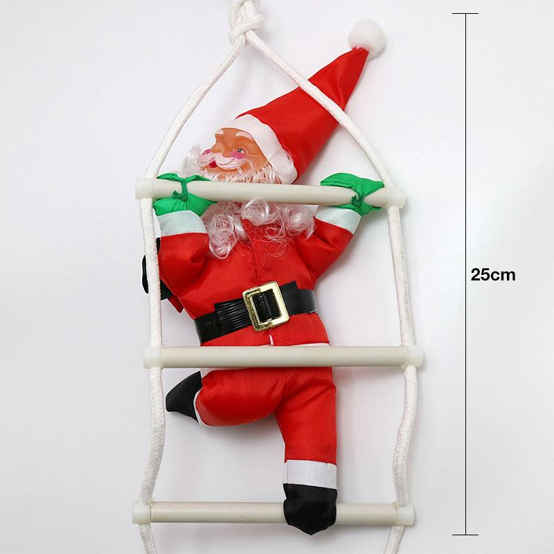 Santa Claus Doll Christmas Tree Decor
