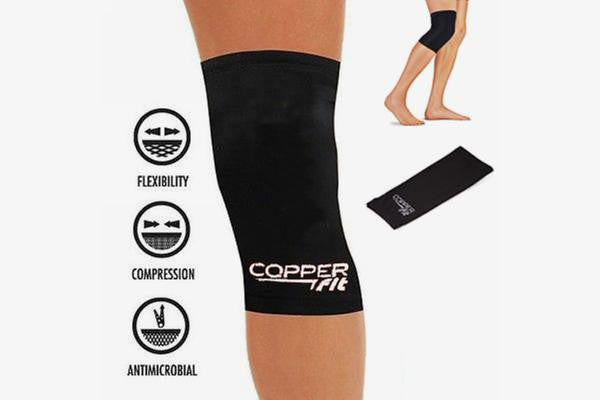 Copper Fit Knee Compression