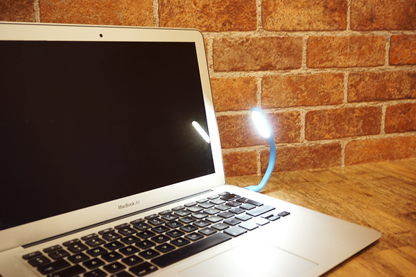 USB Bendable LED Lamp