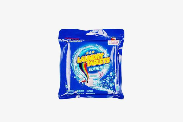 Super Contracted Laundry Tablets