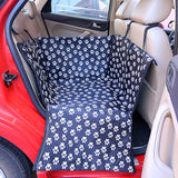 Waterproof Pet Dog Car Seat Cover Single-seat Blanket Protector Mat