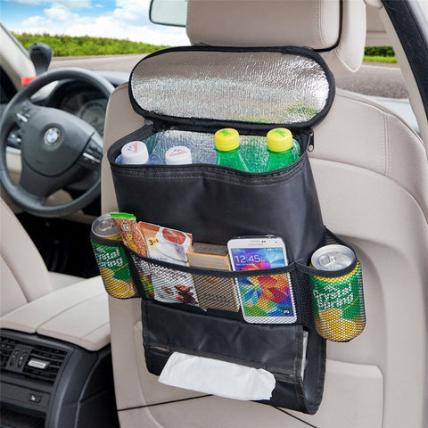 KCASA KC-KS03  Car Storage Bag Picnic Lunch Dinner Bag Ice Cooler