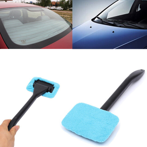 Car Auto Wiper Home TV Glass Window Brush Handheld Wind Shield Cleaner