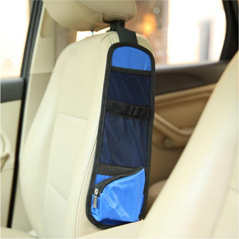 Nonwovens Waterproof Car Side Bag Multifunctional Car Side Storage Bag