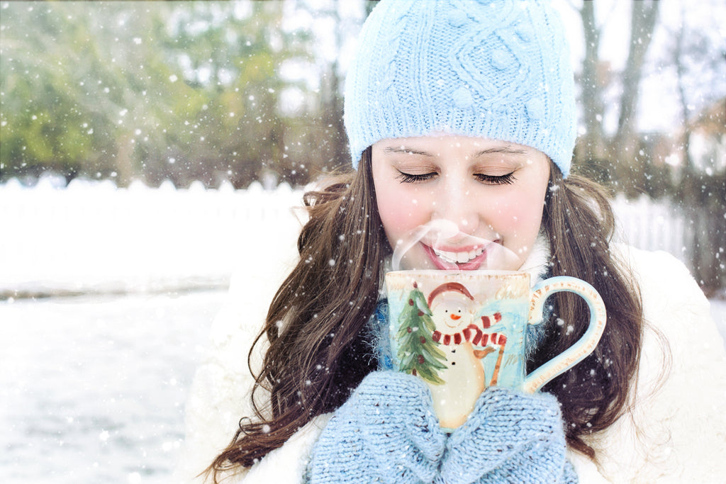 Prepared for Winter...What teas will help you through the colder months.