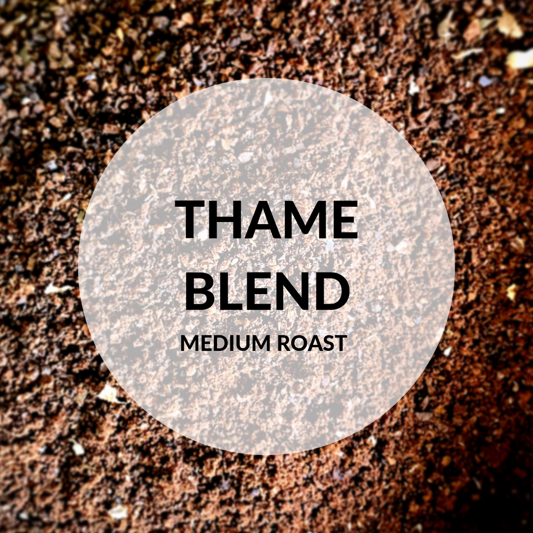 Thame Blend Ground Coffee Medium Roast (227g)