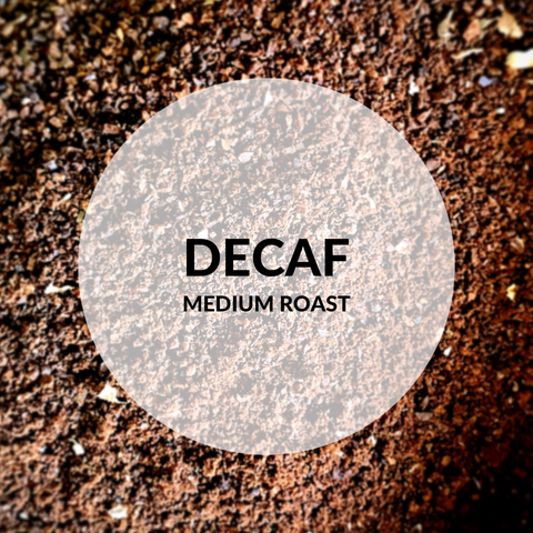 Decaf Ground Coffee Mountain Water Process (227g)